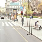 Andrassy Avenue Foto