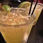 Mango and Pineapple Margaritas