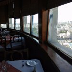 Revolving Restaurant View