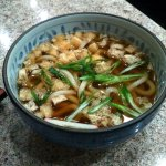 Kizami Udon w/ Tofu