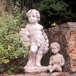 Statue, Gundlach Bundschau Winery, Sonoma, Ca