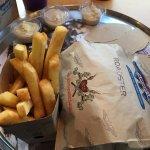 Foto de BurgerFuel Courtenay Place