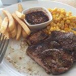 Delicious Creole Pork Chop