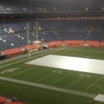 Sports Authority Field at Mile High in Dec 17