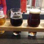 Muestra de 4 tipos de cervezas artesanales