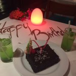 Wife's Birthday