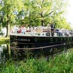Foto de Canal Boat Restaurant