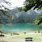 Beautiful Lago di Tovel