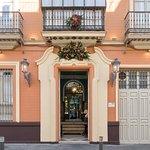 Fachada Casa Manolo leon , navidades 2017