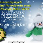 Marry Christmas to all Pizza Lovers :)