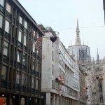 Bilde fra Corso Vittorio Emanuele II