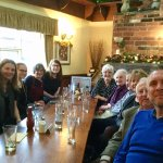Birthday celebrations at The Stanhope Arms