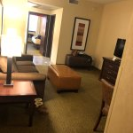 Room 601. King Suite