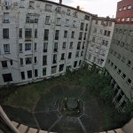 Vistas desde la ventana habitación 511