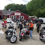 Harley Run to feed the hungry
