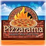 Pizzarama Authentic Brick Oven Pizza at Bananarama Dive & Beach Resort