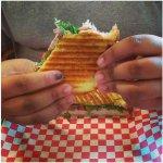 Yumm! Our most popular sandwich, the Rainier!