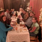 Kettle River Consulting's Christmas Party 2017 at Nola BIstro!