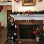 Foto van Abigail's Tea Room & Terrace