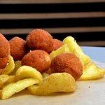 Chicken Croquette Balls