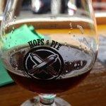 Brown Ale at Hops & Pie