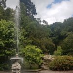 Williamson Park water fountains