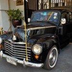 Vanwall old car
