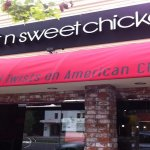Hot n Sweet Chicken Store Front on Huntington Drive Arcadia
