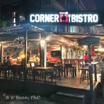 Corner Bistro - Chiang Mai - inside & outside seating
