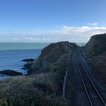 Dart along Bray Head
