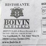 Photo of Ristorante Enoiteca Boivin