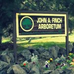 John A Finch Arboretum 6.3 miles to the south of Max H. Molgard Jr, DDS, FACP