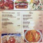 Zuriel's Latin Restaurant Menu4 - Bradenton FL