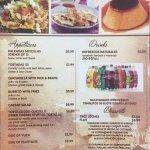 Zuriel's Latin Restaurant Menu5 - Bradenton FL