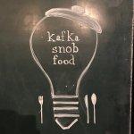 Kafka Snob Food Photo