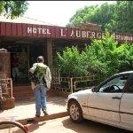 L'auberge de Bobo-Dioulasso