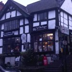 Front view of Ye Olde Shoppe