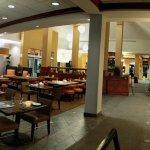 Lobby / bar area