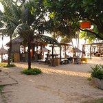 View from A-01 to bar and restauranta KatiKala