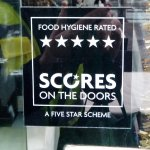 Do you take this to mean they got a 5 star rating for Food Hygiene? Oh no they didn't