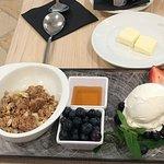 My Greek yogurt breakfast!