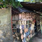 Local Mayan family home and shop