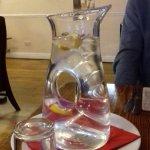 Stylish water jug