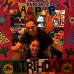 They even give me an Frame for my Bday ! Thanks Panchos !