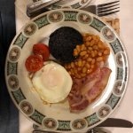 Breakfast provided, fully customisable.