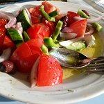 Foto de Savvas Roof Garden - Souvlaki & Kebab
