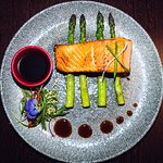 The ever so popular Grilled Salmon Teriyaki