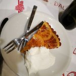 Crostata mandorla e arancio
