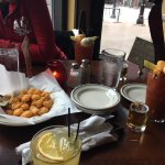 Starting the Day with Curds and Drinks!
