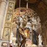 Эта скульптура скорее в стилистике XX века.